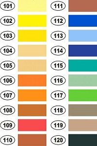 Paleta De Culori Tencuiala Decorativa.Culori Mixt Pigment Renew Univerasal Materiale Constructii